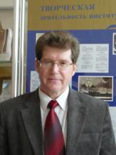 Бурдин Валерий Степанович - профессор кафедры народных инструментов и оркестрового дирижирования