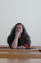 Афанасенко Яна Александровна