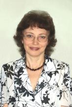 Чебыкина Татьяна Ивановна - доцент кафедры НИ и ОД