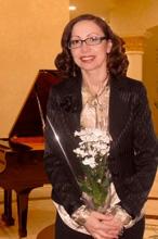 Ненашева Татьяна Анатольевна - Профессор кафедры народных инструментов и оркестрового дирижирования