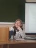 Семинар «Литература в искусстве, искусство в литературе», 2012. Преподаватель ПГНИУ, доктор филол. наук Н.С. Бочкарёва