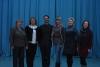 Коллектив кафедры на литературной гостиной, посвященной поэтам-шестидесятникам, 2012 г.