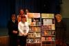 Выставка книг-экранизаций и книг Д. Рубиной, подготовленный библиотекой ПГИК в рамках круглого стола «Литература в диалоге с кинематографом» 2016 г.