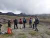 Мастер-класс с учащимися на Корякском вулкане